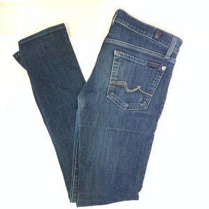 7FAM Roxanne Skinny Jeans
